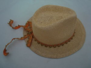 Paper Straw Hats
