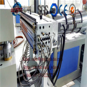 WPC Board Machine with TUV SGS Ce Certification pictures & photos