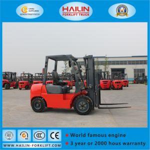 Diesel Forklift (ISUZU engine, 3.5Ton) pictures & photos