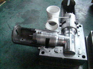 PVC Pipe Fitting Plastic Mould pictures & photos