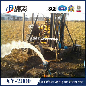 Best Seller Hydraulic Water Well Drill Equipments pictures & photos