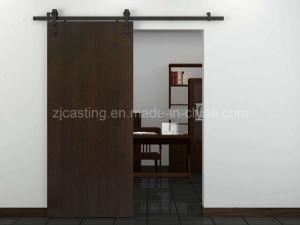 Black Sliding Door Hardware (LS-SDU 07) pictures & photos
