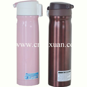High Quality Double Wall Travel Flask Dn-261b pictures & photos