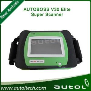 Super Auto Scanner Spx Autoboss V30 Elite Super Scanner Auto Scanner with Ggood Reputation pictures & photos