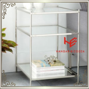 Corner Table (RS161303) Side Table Coffee Table Stainless Steel Furniture Home Furniture Hotel Furniture Modern Furniture Table Console Table Tea Table pictures & photos