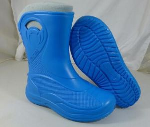 Men Big Size 42-48 Waterproof EVA Boots/ (21IH1301) pictures & photos