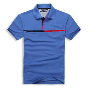 New Fashion Quality Factory Customer Design Mens Polo Shirt pictures & photos