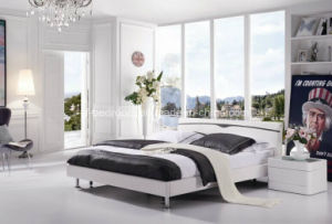 2016 Newest Simple PU Bed Jfb-01 pictures & photos