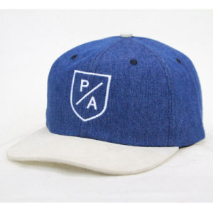 Fitted Custom Ny Flat Brim Baseball Cap pictures & photos
