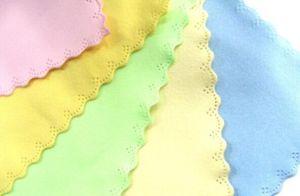 Suede Microfiber Cloth pictures & photos