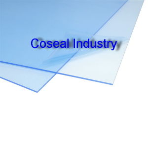 Super Clear Plastic Sheet (PVC) with Brand ′coseal′ pictures & photos