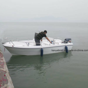 Liya Speed Panga Boat Fiberglass Fishing Boat Sale pictures & photos
