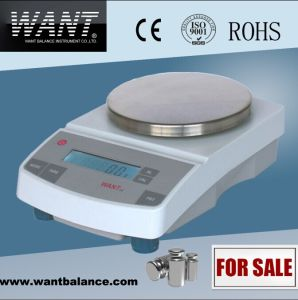 3kg 0.1g Analytical Scales with RS232 pictures & photos