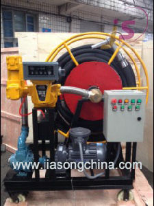 Electronic Mechanical Mobile Fuel Oil Dispenser pictures & photos