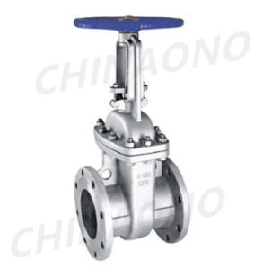 ANSI Rising Stem Stainless Steel Gate Valve pictures & photos