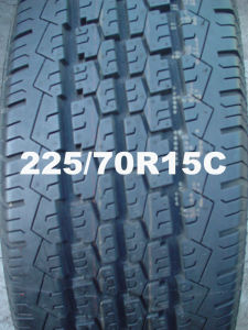 225/70r15c Radial Van Tire Lt Tire Commercial Passenger Tire pictures & photos
