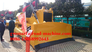 Shantui Bulldozer SD32, 320HP Crawler Bulldozer, with Rops and Fops, Straight Tilt Blade, Semi-U Blade, Angle Blade, Single/Three Shank Ripper pictures & photos