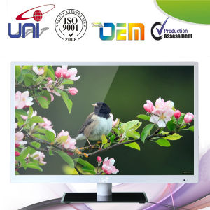 Promotion 32 Inch LED TV with CCC, CE CB Approval pictures & photos