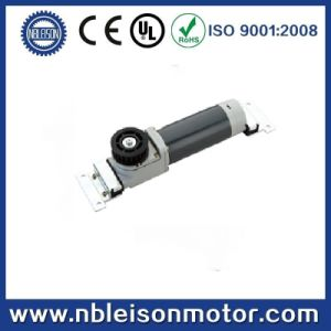 24V 60W 1: 8.5 Ratio Automatic Sliding Door DC Gear Motor pictures & photos