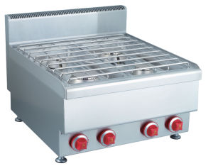 600 Range Table Top - Gas Stove pictures & photos
