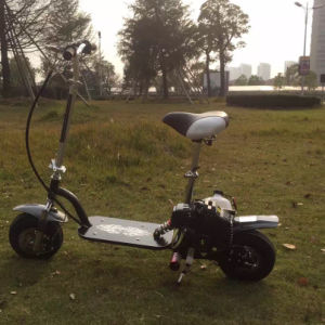 Cheap Kids 2 Wheel Gas Standing Scooter for Sale Et-GS010 pictures & photos