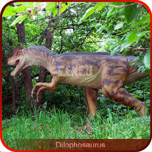 Outdoor Playground Artificial Amusement Dinosaur Model pictures & photos
