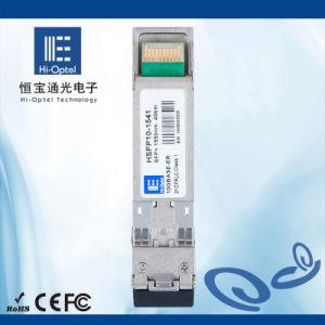10G SFP+/XFP Optical Module Bi-Di/Dulex 200M~80KM Made in China pictures & photos