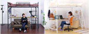 Cheap Military Metal Double Bunk Beds pictures & photos