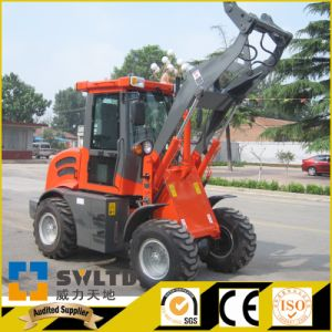 Articulated Mini Wheel Loader/Small Loader CE Approved pictures & photos
