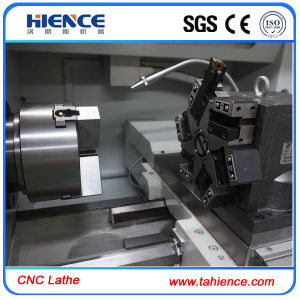 2017 New High Quality Small Bar Feeder CNC Turning Lathe pictures & photos