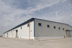 Galvanized Steel Building Workshop, Wareshouse, Hanger pictures & photos