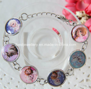 Frozen Charm Bracelet -Frozen Different Character Sticker Charm Bracelet pictures & photos