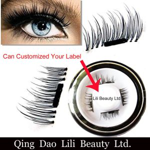 Private Label OEM Eyelash Extension Supply / Individual Flare Lashes Wholesale Price Knot Free Cluster Lashes pictures & photos