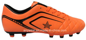 Men′s Soccer Boots Football Shoes with TPU Outsole (815-5549) pictures & photos