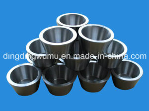 Pure Molybdenum Crucible for Vacuum Coating pictures & photos
