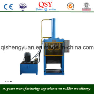 Rubber Cutting Machine with Fence pictures & photos