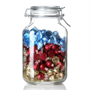 Candle Glass Jar for Office Decoration