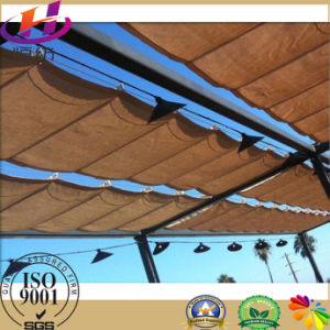 100% Virgin HDPE Sun Shade Cloth for Outdoor