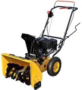 Cheap Gasoline 5.5HP Snow Blower with Manual Start (GST55) pictures & photos