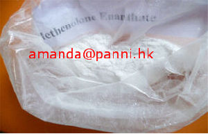 Anabolic Drostanolone Enanthate Steroid Powder for Man Muscle Building pictures & photos