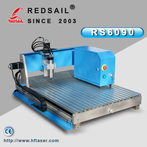Desktop Name Tags & Glass CNC Router Engraver From Redsail (RS-6090)