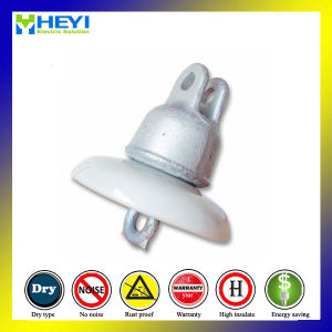 Porcelain Suspension Insulator 52-2 Low Voltage pictures & photos