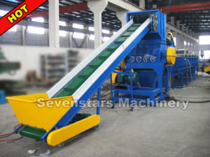 Agricole and Industrial PE Film Crushing and Washing Recycling Line (PE300) pictures & photos