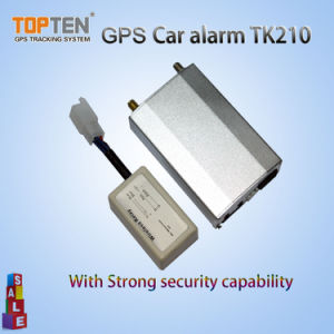 Wireless Anti-Theft GPS Tracker/Car Alarm Tk210 with FCC, CE Certificate for Car (WL) pictures & photos