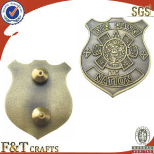 Lapel Pin Badge (FTBG016H) pictures & photos