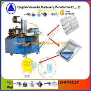 Sww-240-6 Mosquito Mat Making and Packing Machine pictures & photos