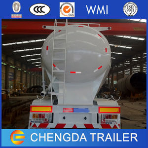 3 Axles 80t V Bulk Cement Tanker Trailer for Sale pictures & photos