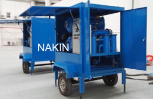 Trailer Type Transformer Oil Purifier, Oil Centrifugal Machine pictures & photos