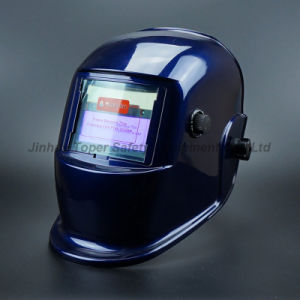 Approval Auto Darkening Welding Helmet (WM4026) pictures & photos