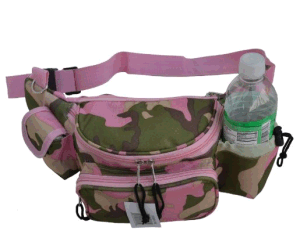 Camouflage Leisure Waist Bag for Outdoor (DX-B1534) pictures & photos